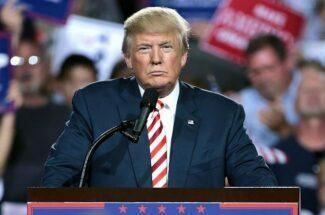 "Thumbnail for the post titled: Trump Plotting ""Revenge Tour"" Against Republicans"