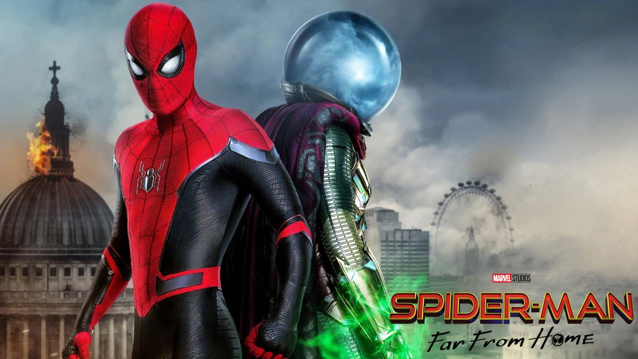 Spider-Man: Far From Home Movie Pick of the Week