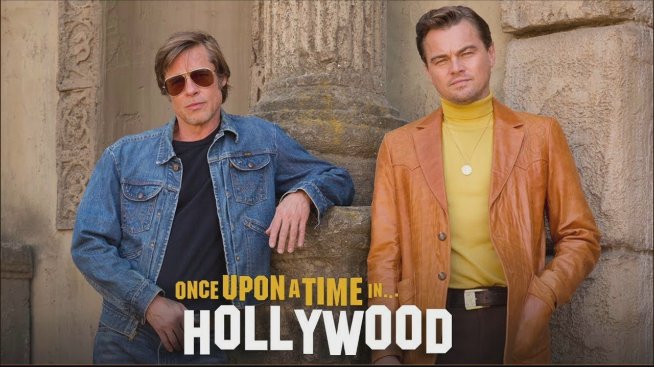 Once Upon A Time In Hollywood Movie Pick of the Week