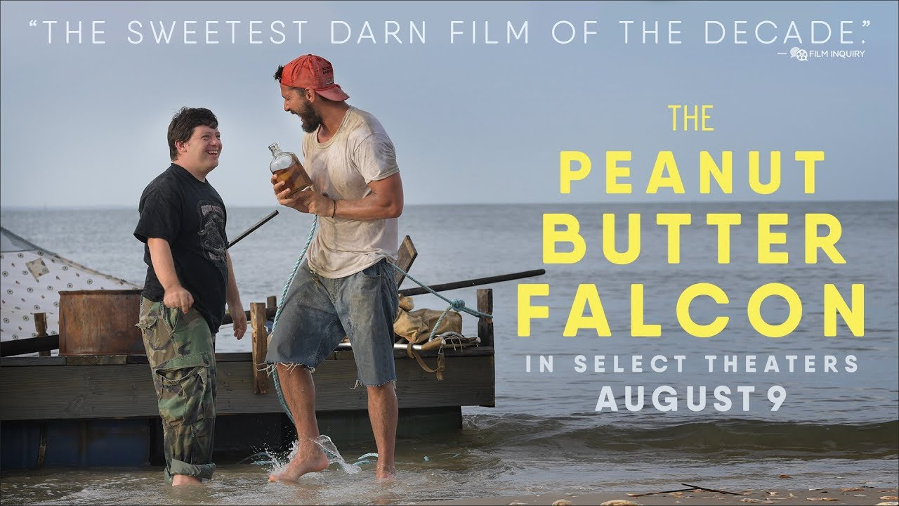 The Peanut Butter Falcon Movie Pick of the Week
