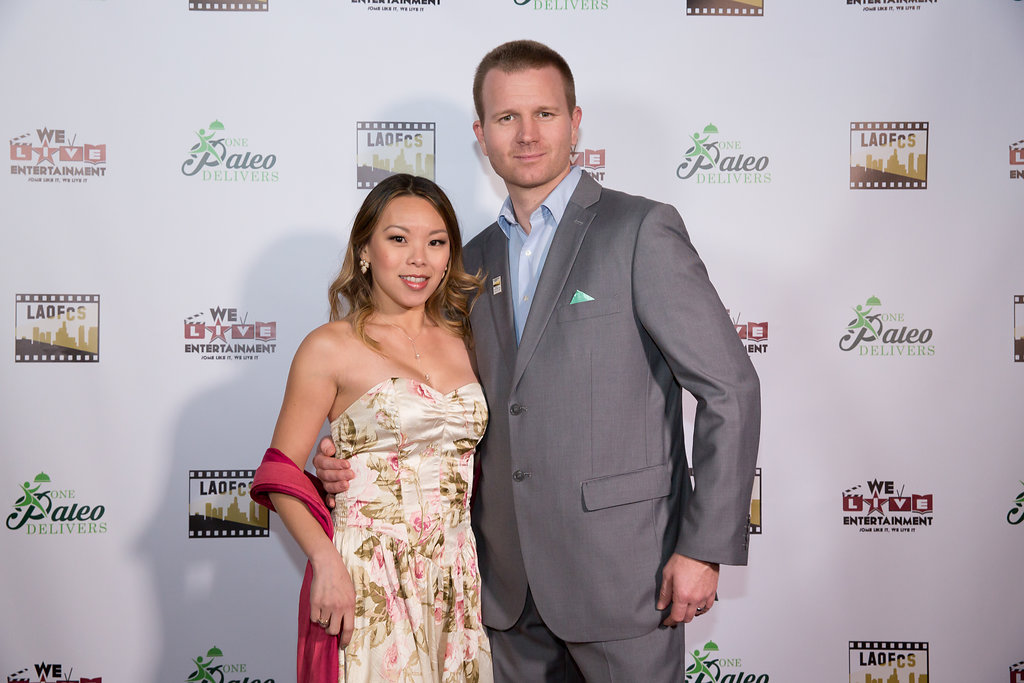 Wendy Lee and Dustin Szany