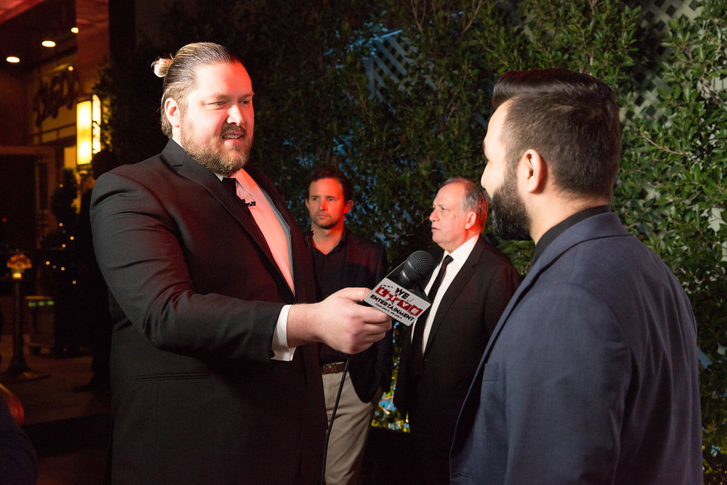 Derek Easley Interviewing Adrian Molina