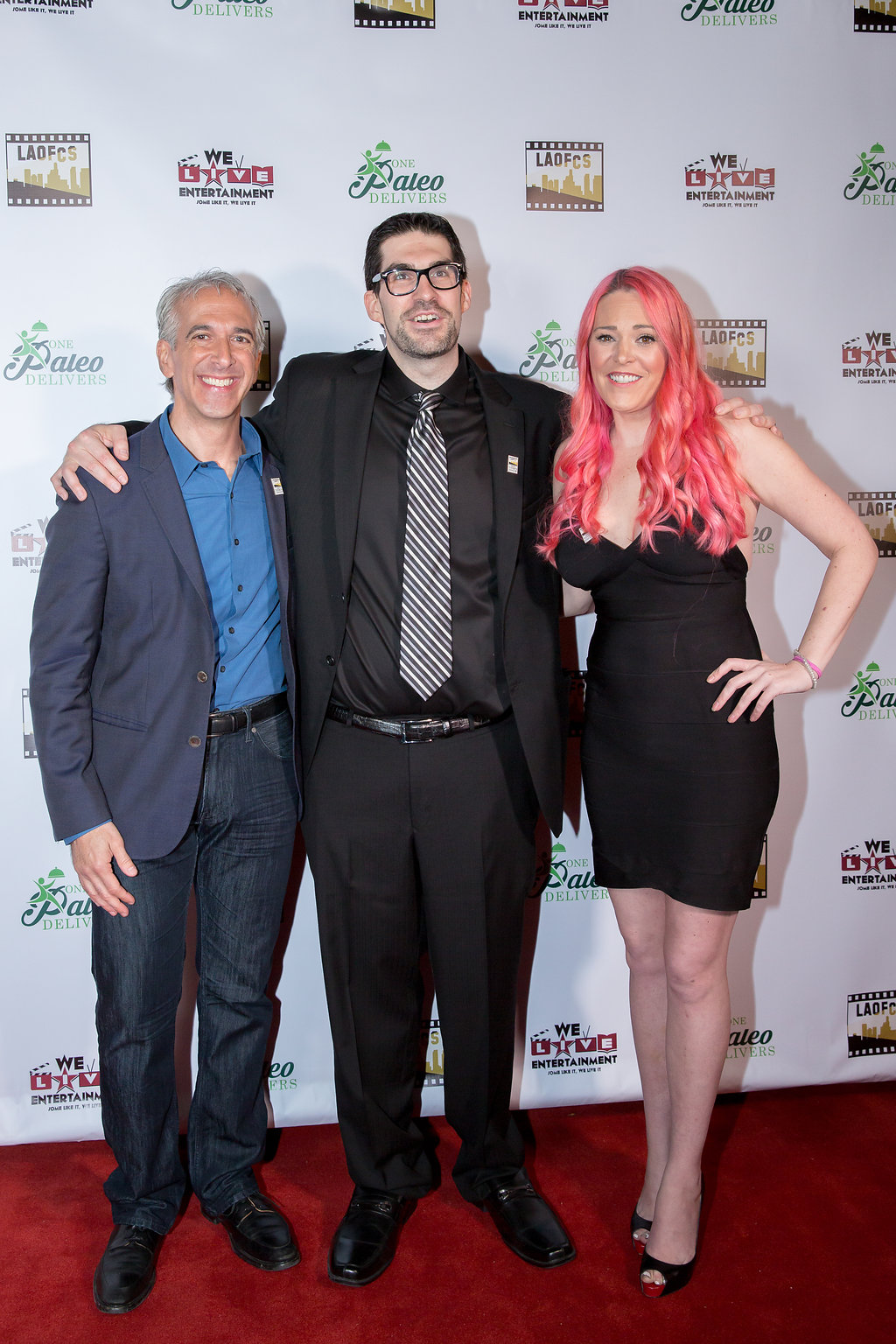 Scott Mantz, Scott Menzel, and Krisily Kennedy