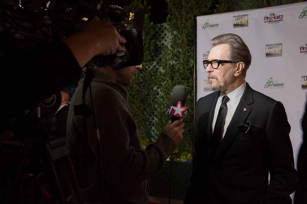 Gary Oldman Interview