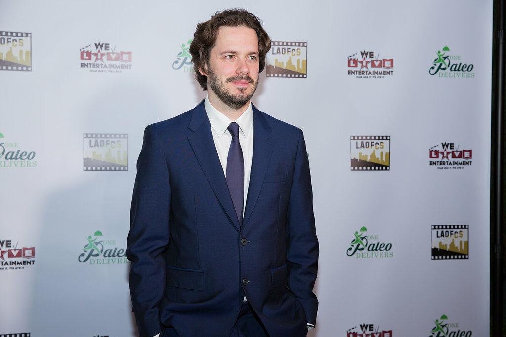 Edgar Wright (Looking Away)