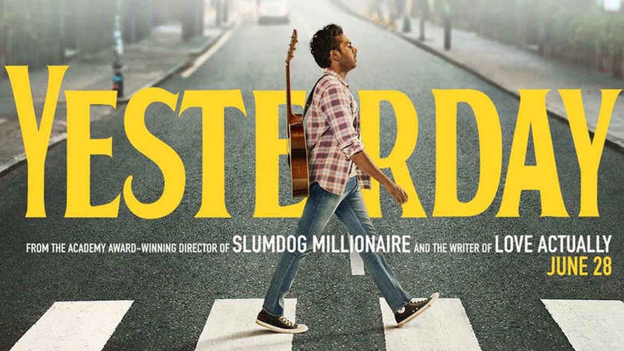 Yesterday Movie Pick of the Week