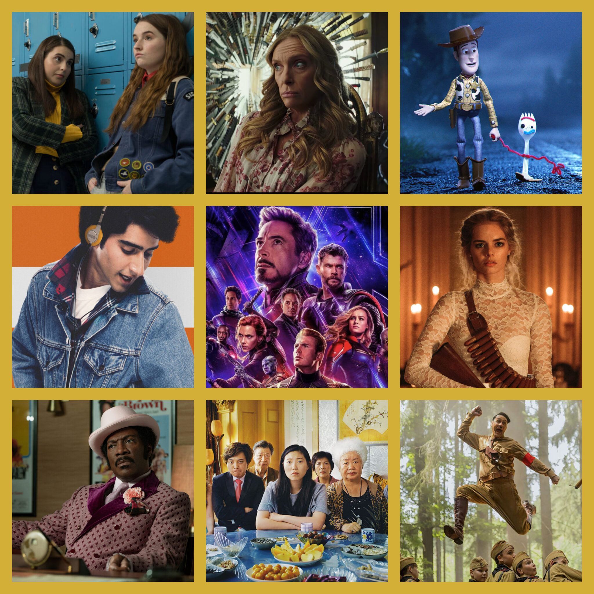 Alexander Robinson's Nine Favorite Films of 2019