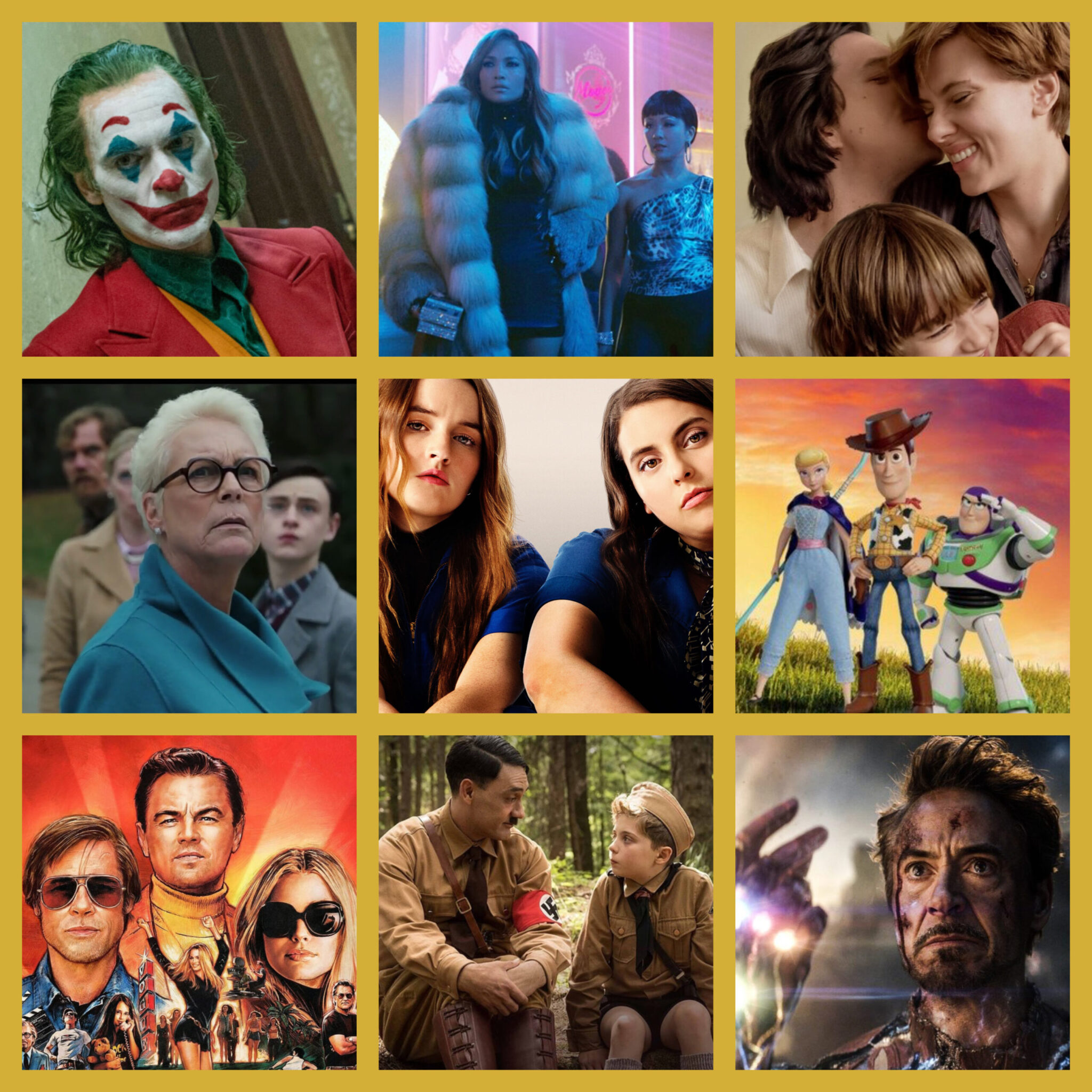 Jazz Tangcay's Nine Favorite Films of 2019