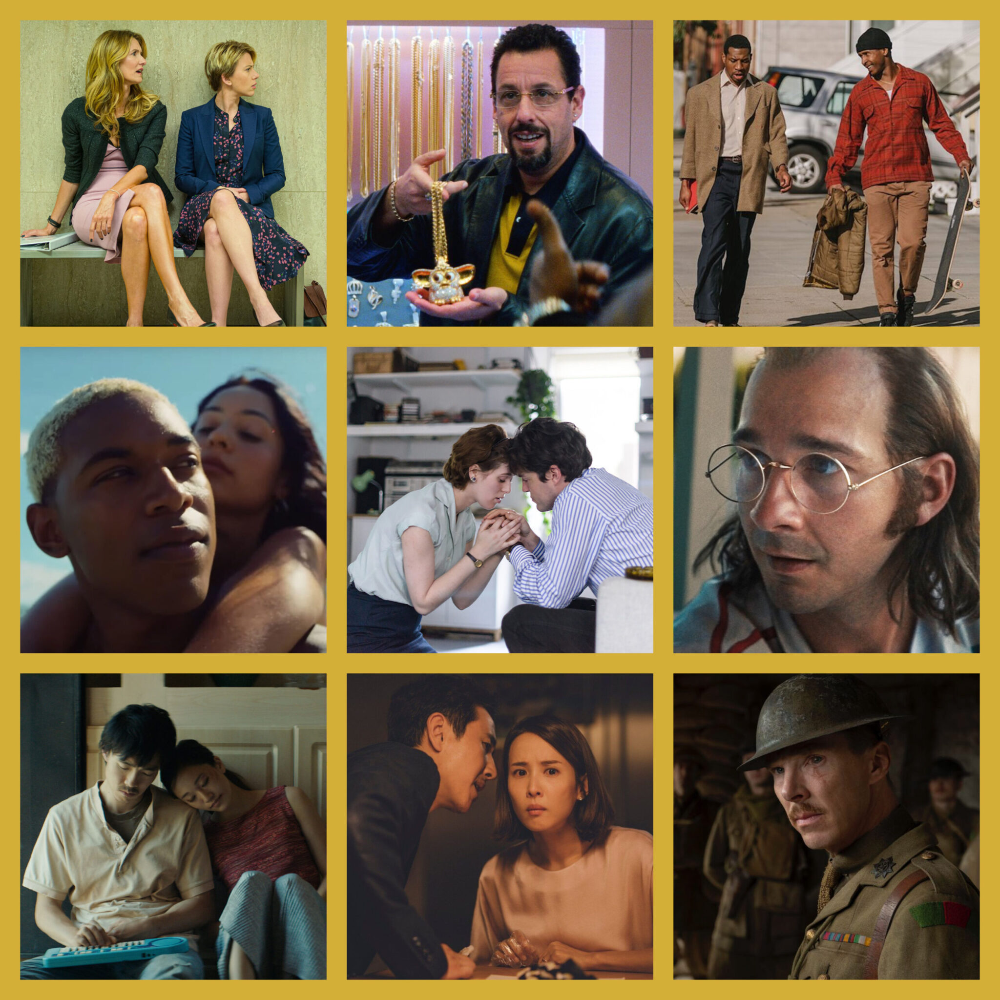 Morgan Rojas' Nine Favorite Films of 2019