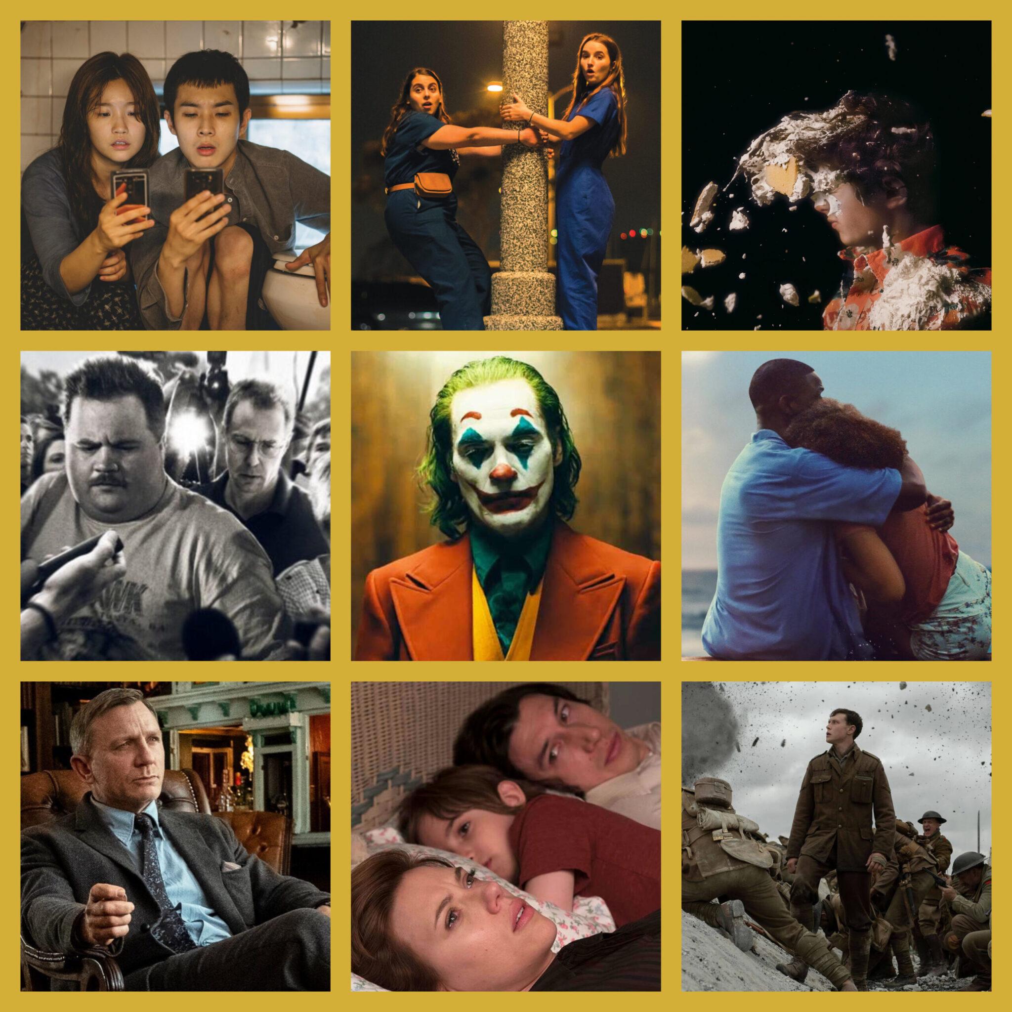 Scott Menzel's Nine Favorite Films of 2019