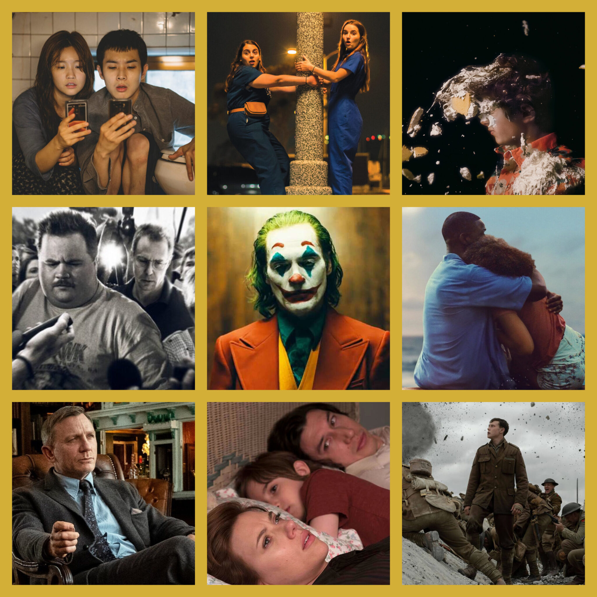 Scott Menzel's Nine Favorite Films of 2019