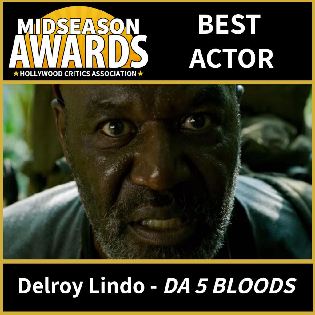 Delroy Lindo - Best Actor - Da 5 Bloods
