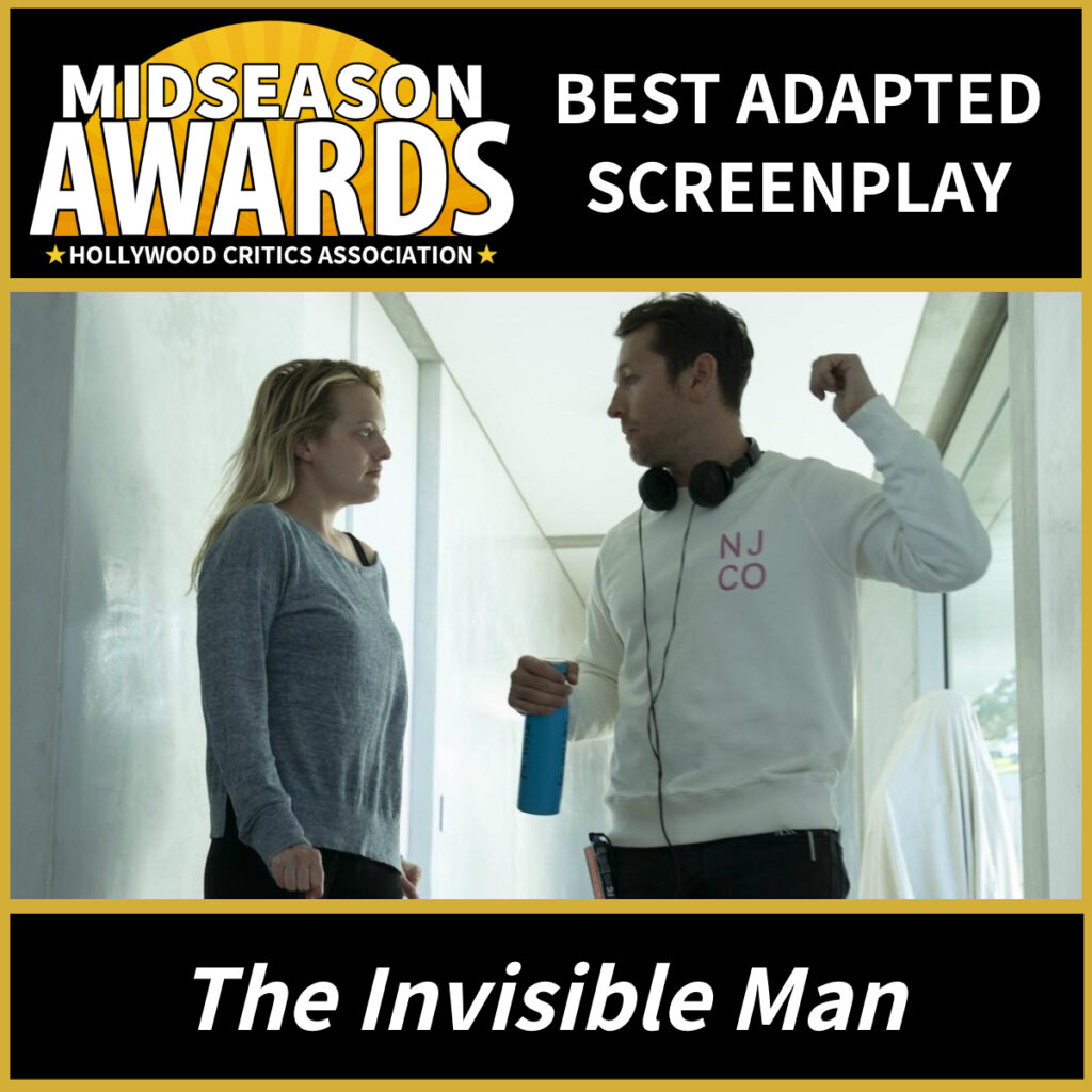 The Invisible Man - Best Adapted Screenplay