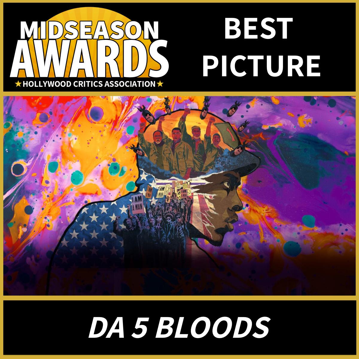 Spike Lee - Da 5 Bloods - Best Picture - Netflix