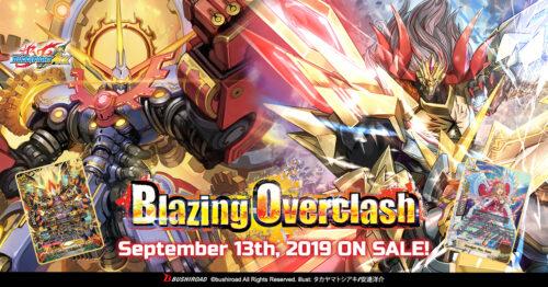 S-BT02A Blazing Overclash