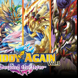 """S-UB06 Buddy Again Vol. 3 """"Beyond the Ages"""" (Pre-Order)"""
