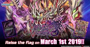 S-CBT02 Violence Vanity