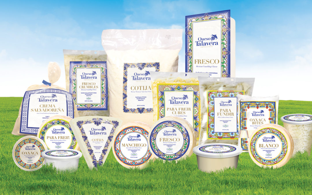 We are a leading Hispanic cheese & dairy manufacturer