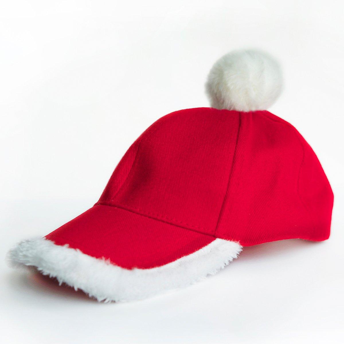 Festive Santa Cap
