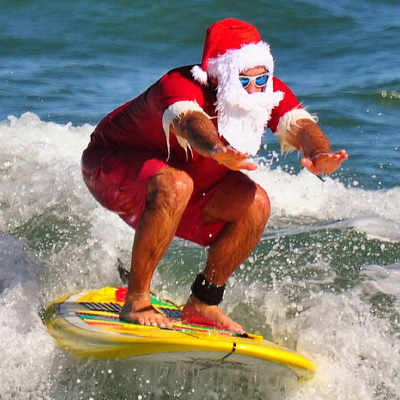 Surfing Santas Share your Experiences