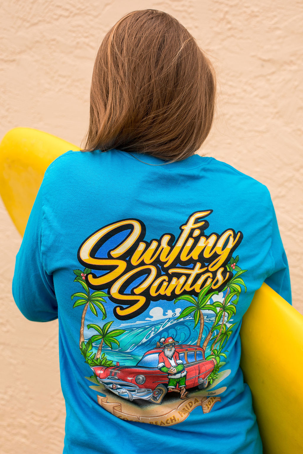 Surfing Santas 2020 Shirts
