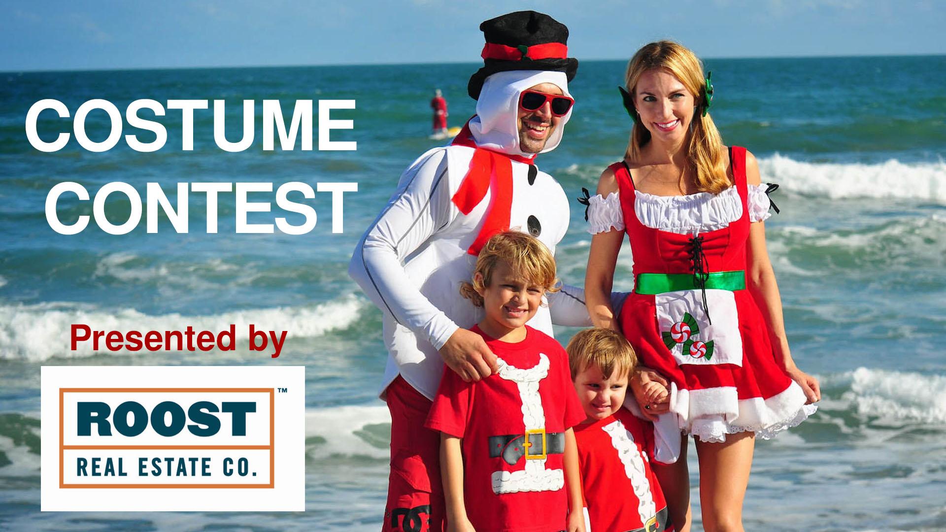 Surfing Santas 2020 Costume Contest