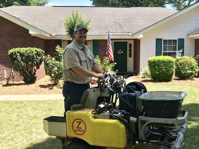 lawn care service montgomery alabama