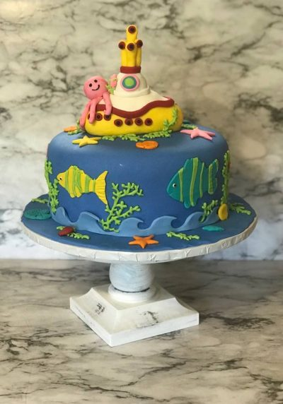 Custom Birthday Cakes in Montgomery, AL
