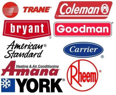 AC Repair Logos