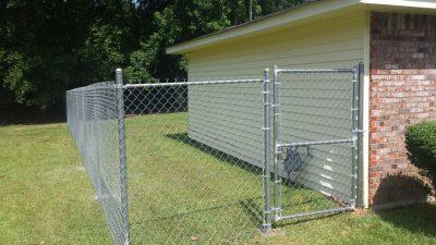 Chain Link Fencing Montgomery, AL