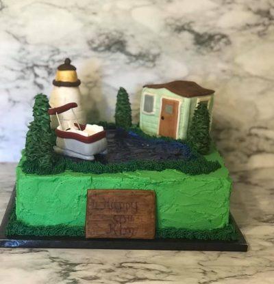 custom birthday cakes Montgomery, AL