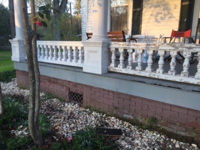Handrail Painting Montgomery, AL