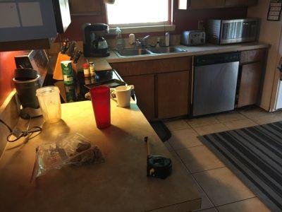 Kitchen Counter Installation Montgomery, AL