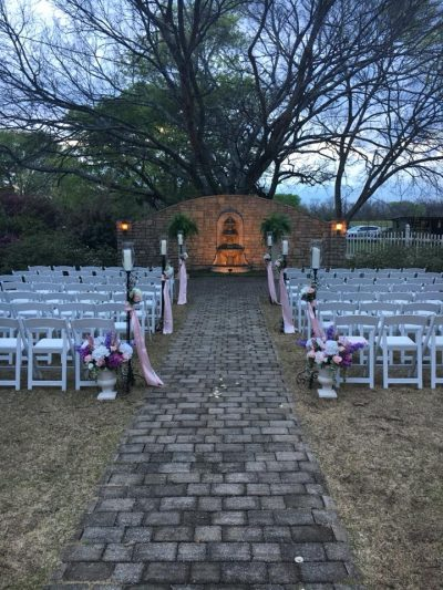 Outdoor Wedding Venue Prattville, AL
