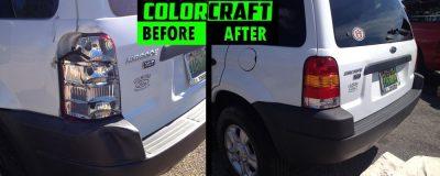 Taillight Restoration Montgomery, AL
