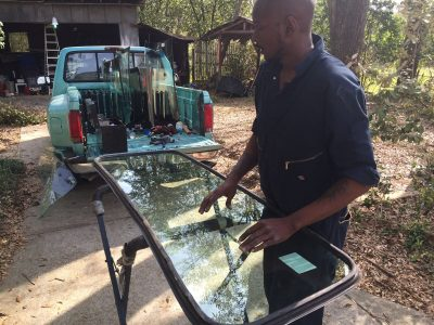 Windshield Replaced
