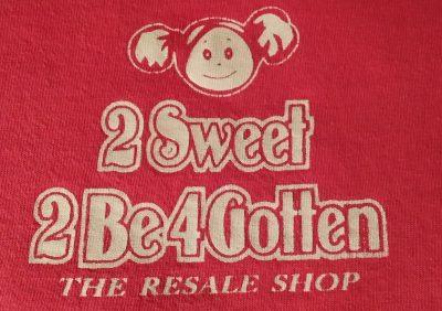 2 Sweet 2 Be 4Gotten