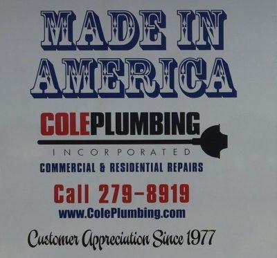 Cole Plumbing