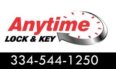 Anytime Lock & Key Locksmith