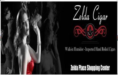 Zelda Cigars