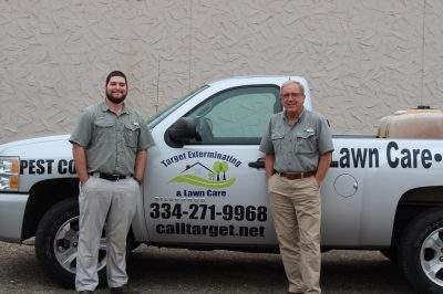 target lawn care service and pest control montgomery al