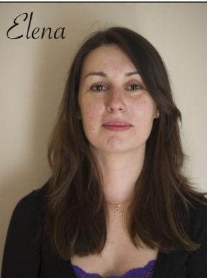 Elena before