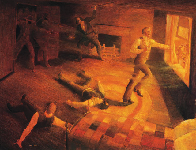 Testemunhando o retorno de Joseph Smith Por John P. Pratt