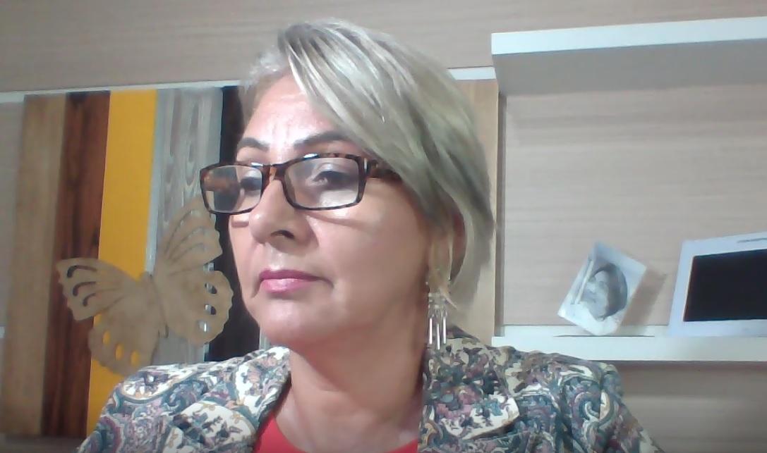 Abril 2020 Conferência Mundial do Projeto Sião no Brasil, discurso da Irmã Sônia Cardoso Machado