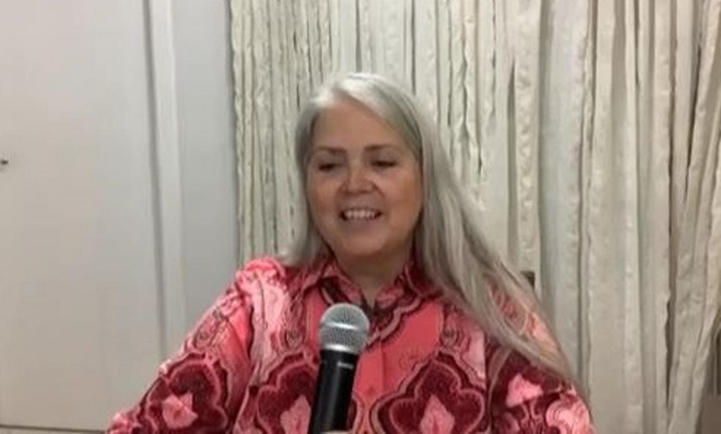 Abril de 2020 Conferência Mundial do Projeto Sião no Brasil, discurso da Irmã Whitefield