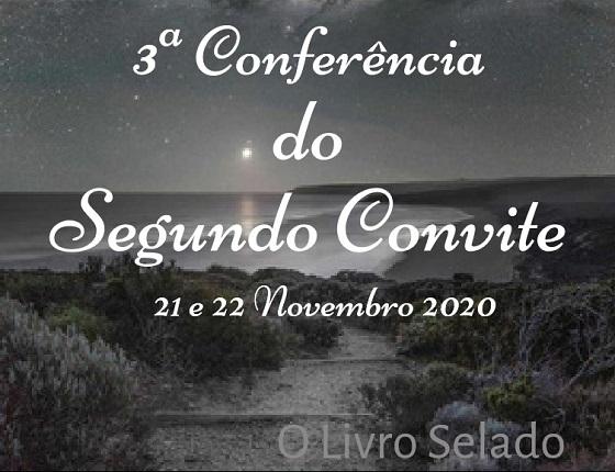 Discurso de Maurício A Berger na Terceira Conferência Mundial do Segundo Convite!