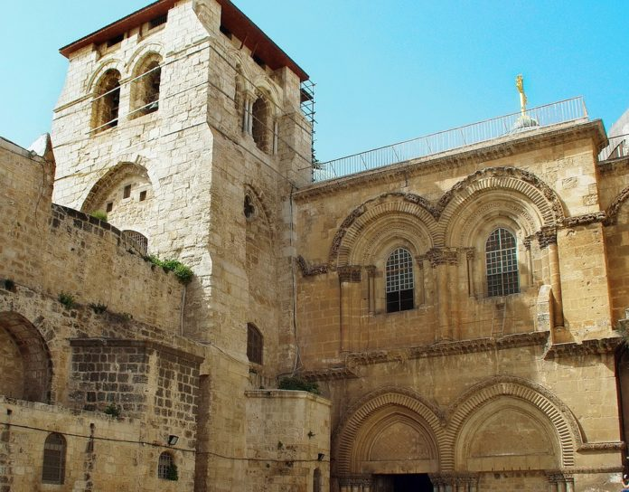 Jew Detector: Christianity's Holiest Site In Israel Reopens After