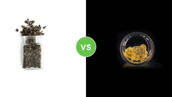 Dry Herb? vs Concentrates!!!! Which vaporizer will win as the dominant and which will be the sub?!
