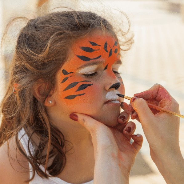 Easy Face Painting Ideas For Boys Girls Adults Denver Colorado