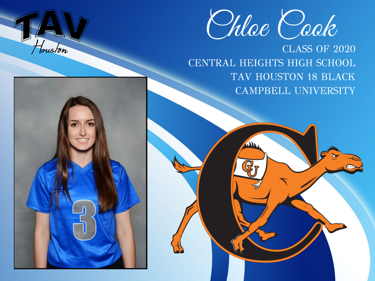 Chloe Cook - Campbell Univ.